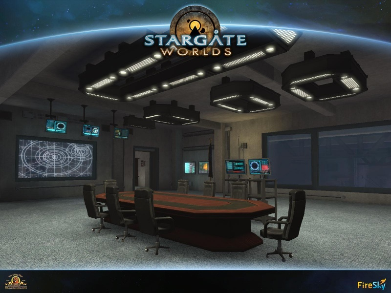 stargate command gate room