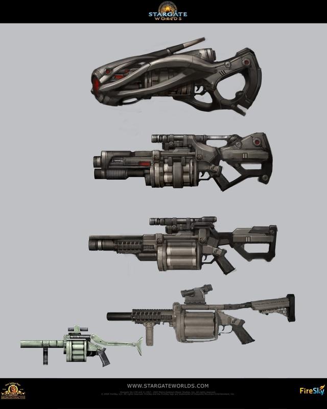 Grenade Launcher | Star Gate Worlds MMO Wiki | FANDOM