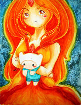 Flame princess by dollicandy-d56thlf