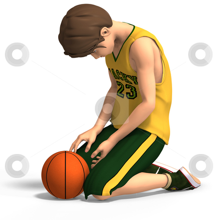 File:Cutcaster-photo-100121808-Dejected-basketball-player.jpg
