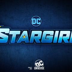Reveal of the new <i>Stargirl</i> logo
