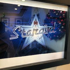 ADR finishing on Stargirl