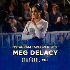 Meg DeLacy IG Takeover