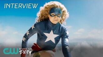 DC's Stargirl EP Interview The CW