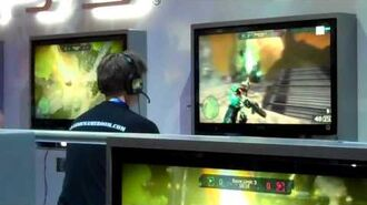 CGR E3 2011 Adventure Pt27 STARHAWK PS3 gameplay from CGR