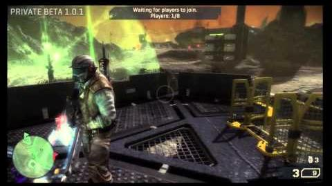 Starhawk Private beta Walkthrough