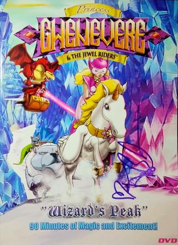 Princess Gwenevere DVD