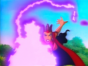 Evil magic