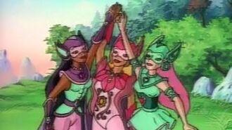 La Chevauchée magique en péril - Princesse Starla et les Joyaux Magiques - épisode 4