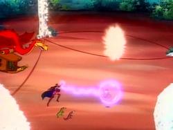 Kale attacks Merlin