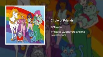 """Circle of Friends"" - Princess Gwenevere (Starla) and the Jewel Riders - Soundtrack - OST"