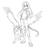 Kara and Lyra