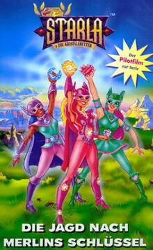 Starla und die Kristallretter Jewel Quest VHS