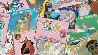 1996 Upper Deck Trading Cards Review - Princess Gwenevere and the Jewel Riders - Archive Showcase