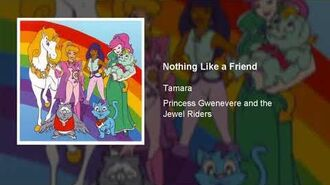 """Nothing Like a Friend"" - Princess Gwenevere (Starla) and the Jewel Riders - Soundtrack - OST"