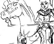 Fallon Moondance sketch