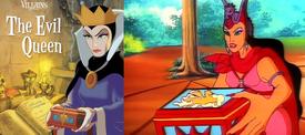 Evil Queen Kale