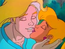 Ian Gwen kiss