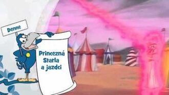 Princezná Starla a jazdci - denne na TV RIK