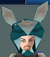 Icy rabbit ears