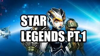 Star Legends - Delphina Super Moderator Part 1 of 2