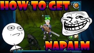"Star Legends - How to get ""Different Kinds of Napalm"""