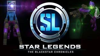 Star Legends Planet STS Update