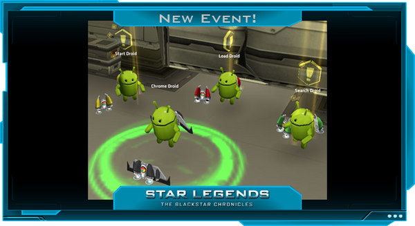 Droid Chrome Event