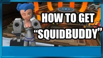 "Star Legends - How to get ""Squid Buddy!"" DEMO"