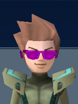 Classic Pink Sunglasses
