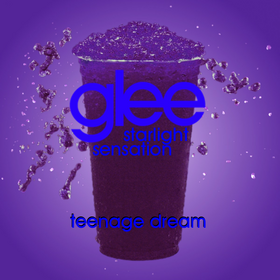 Teenage dream slushie