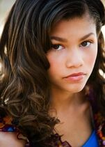 Zendaya Coleman - Michelle Hunter