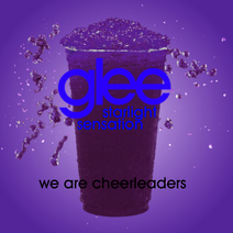 We are cheerleaders slushie