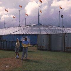 Australia Tent Tour