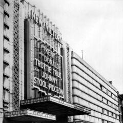 Vintage Photo, Wilton Road Entrance