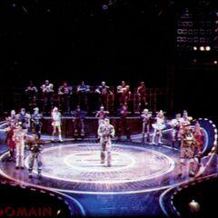US Tour 1989