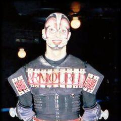 Martin Matthias as Purse, London 1999