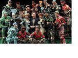1984 London production/Cast Lists