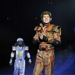 Rusty and The Starlight Express