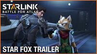 Starlink Battle for Atlas Star Fox Launch Trailer Ubisoft NA