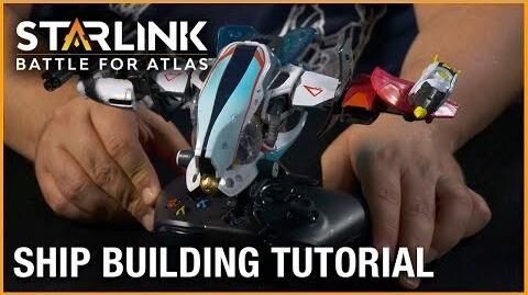 Starlink Battle for Atlas Ship Building Tutorial Ubisoft NA
