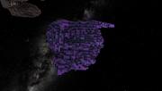 Purple Asteroid
