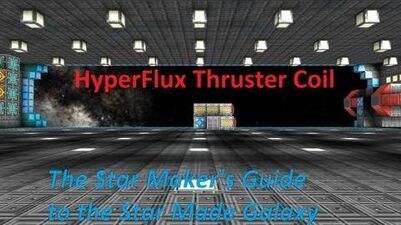Thrusters - Star Made -The Star Makers Guide to the Star Made Galaxy