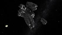 Rocky-Rock Asteroid