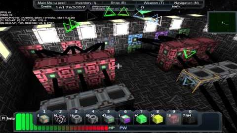 Starmade manufacturing - how to build an automatic production system