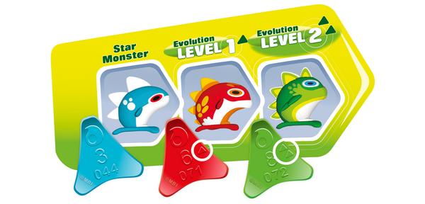 Star Monsters evolved