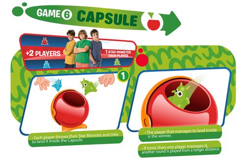 Game capsule