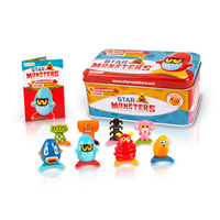 Star Monsters special tin