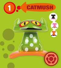 Card special catmush