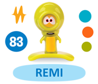 Card s2 remi